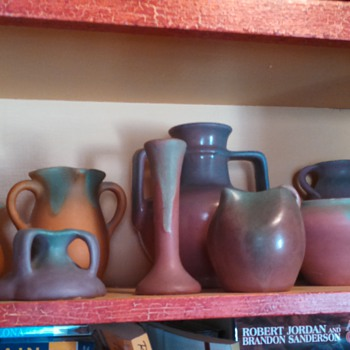 Muncie Art Pottery