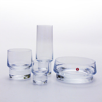 KLUBI barware, Harri Koskinen (Iittala, 1999)