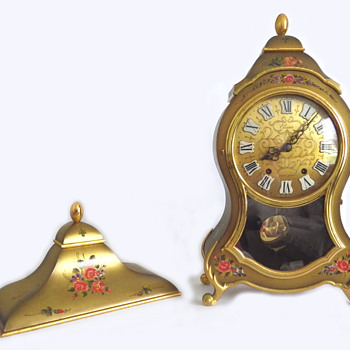Interesting clock - Clocks