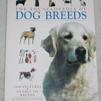 Encyclopedia of Dog Breeds - Books