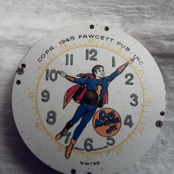 CAPTAIN MARVEL  JR. - Wristwatches