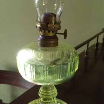 Miniature Oil Lamp