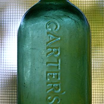 === Carter's Ink ===