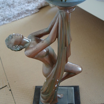 Naked Lady Lamp - Unknown value?? - Lamps