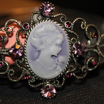 Cameo Costume Jewelry