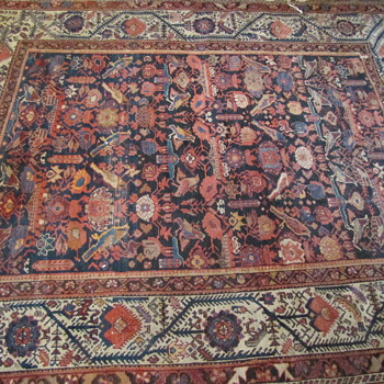Old rug