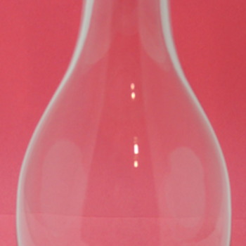 Tiffany Vase/Wine Bottle/Decanter