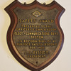 Reading Railroad Safety Award, 1954