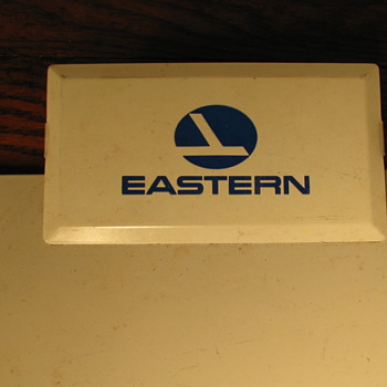 Eastern Airlines Clip Board - Advertising