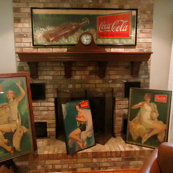 Some of my collection - Part 1 - Coca-Cola