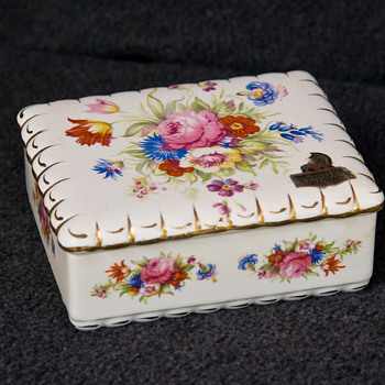 Wedgewood Box - China and Dinnerware