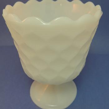 E.O. Brody Glass Vase
