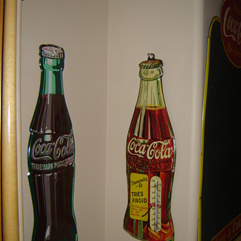 Added a few more signs - Coca-Cola