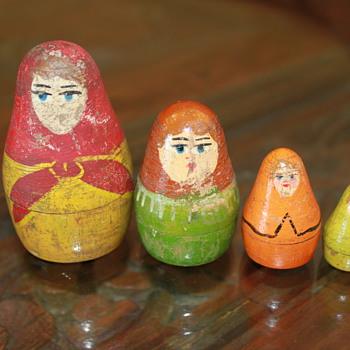 Italian Nesting Dolls...
