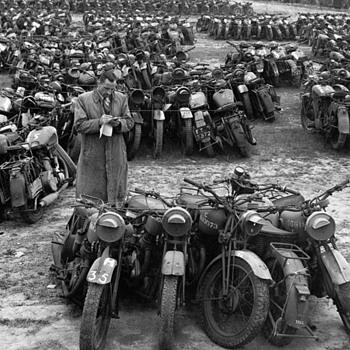 WW 2 Surplus..............