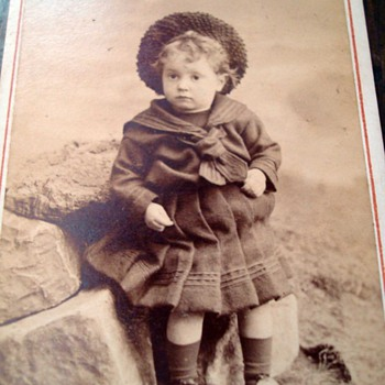 More Kids on CDVs - Photographs