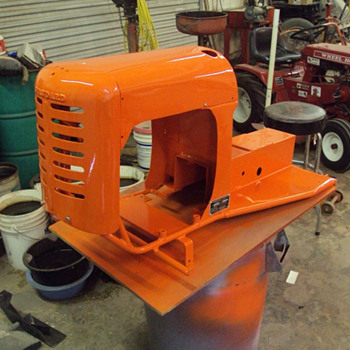 1952 Standard Bantam Update - Tractors