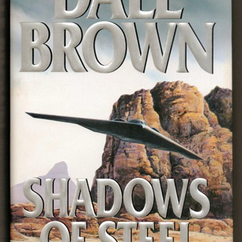 "1996 - ""Shadows of Steel"" by Dale Brown - Books"