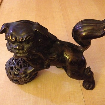 Japanese Foo Dog or Guardian Dog