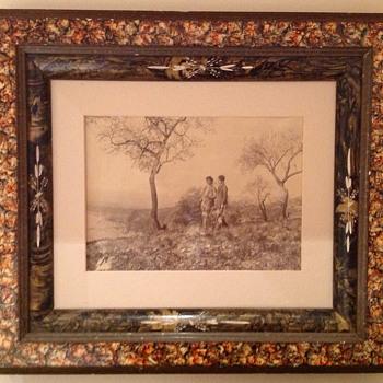 Gloeden, Wilhelm von (1856-1931) - n. 0151 B - Mandorli in fiore - Photographs