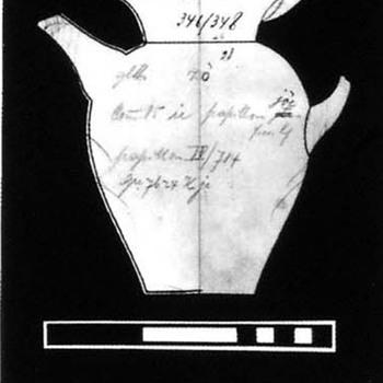LOETZ OLYMPIA TEAPOT, 1898