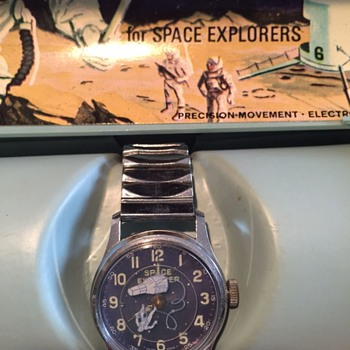 "The ""Lunar Scout"" Wristwatch - Wristwatches"