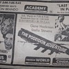 Movie Ads in Minneapolis Tribune - 1972