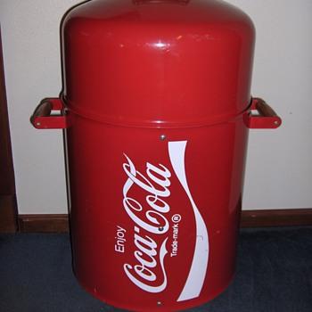 Coca-Cola Smoker BBQ - Coca-Cola