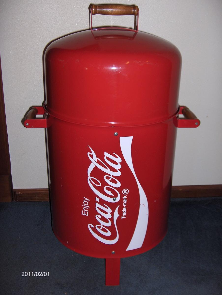 Coca-Cola Smoker BBQ | Collectors Weekly