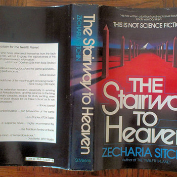 The Stairway To Heaven book