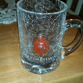 Grandma's Stroh's mug