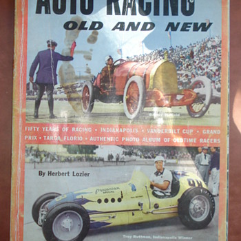 1953 AUTO RACING OLD AND NEW - Books