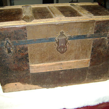 1880's Trunk Value (Approx.) Requested - Furniture