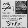 1950 BarMart Advertisement
