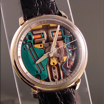 Bulova Accutron Spaceview Wristwatch