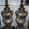 Glass & Brass Lamps