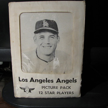 Los Angeles Angels Pack - Photographs