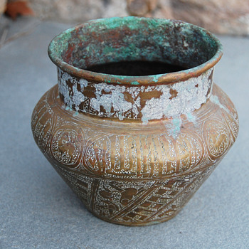 Vessel of Unknown Origin or Purpose_From My Junk Treasures Collection