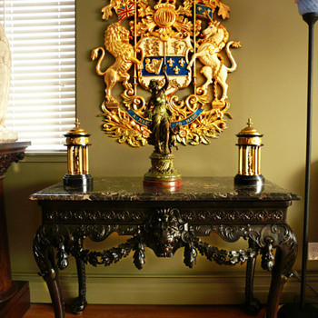 Irish Georgian Table - Furniture