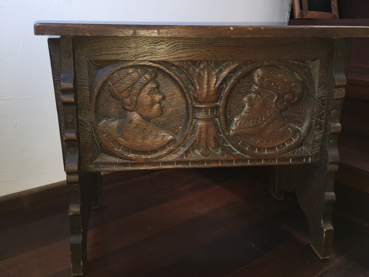 Spanish Colonial Angelus Furniture Co Collectors Weekly