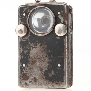 Strange flashlight - Military and Wartime