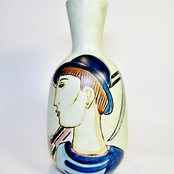 CARL HARRY STALHANE 1920-1990 - Art Pottery