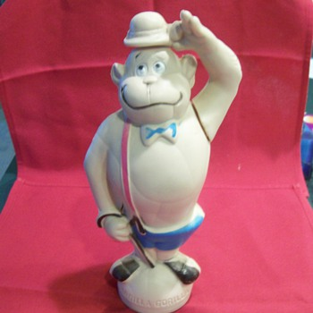 Magilla Gorilla Bubble Club Figurine