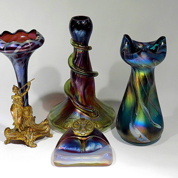 Art Glass Group Shot - Art Glass