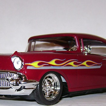 1957 Chevy Bel Air and Nomad