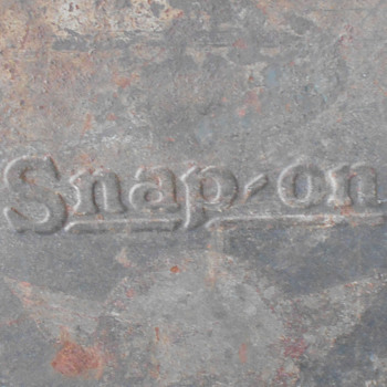 early SNAP-ON tool chest - Tools and Hardware