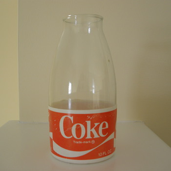 My favorite Coca Coal Bottle