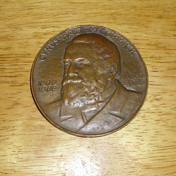Centennial Medallion