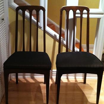 Victoriaville Furniture Ltd. chairs. - Furniture