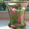 My other Stevens &amp; Williams Royal Brierly Rainbow vase